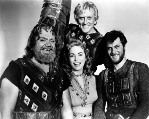 Ernest-Borgnine-Janet-Leigh-Tony-Curtis-and-Kirk-Douglas-The-Vikings-958